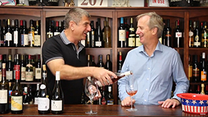 Paul interviews Bartholomew Broadbent of Broadbent Wines