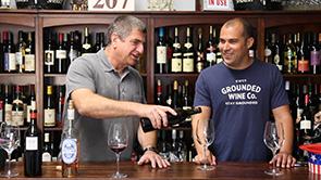 Paul talks with Josh Phelps of Grounded Wine Co.