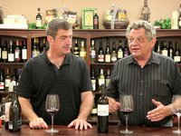 Watch as Ed and Paul taste the September 2011 Limited Series Wines