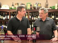 Watch as Ed and Paul taste the September 2011 Vintners Series Wines