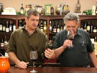 Watch as Ed and Paul taste the October 2011 Vintners Series Wines