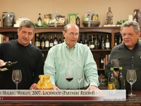 Watch as Ed and Paul taste the December 2011 Limited Series Wines