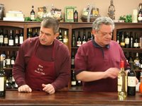 Watch as Ed and Paul taste the January 2012 Vintners Series Wines