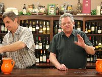 Watch as Ed and Paul taste the February 2012 Vintners Series Wines