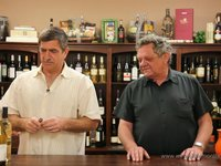 Watch as Ed and Paul taste the March 2012 Classic Series Wines