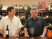 Watch as Ed and Paul taste the March 2012 Vintners Series Wines