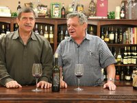 Watch as Ed and Paul taste the April 2012 Vintners Series Wines