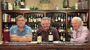 Part 2 of the Open House Wine Find with Paul, Paul Sr and Ed