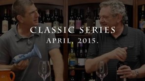 Watch as Paul and Ed introduce the Classic series wines for May 2015