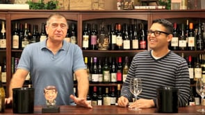 Manny the Somm at Wine of the Month Club