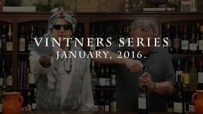 Watch as Paul and Ed introduce the Vintners series wines for January 2016