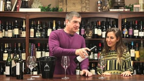 Julianna Del Aguila at Wine of the Month Club