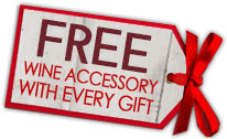 Free Wine Accessory with Every Gift Membership