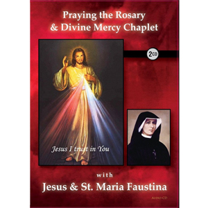 Praying the Rosary with St Maria Faustina