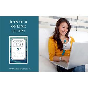 Experience Grace in Abundance Online Study