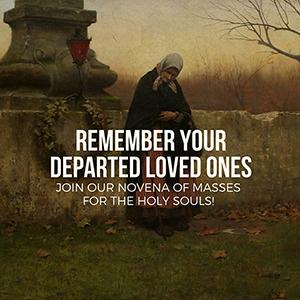 Novena for Departed Loved Ones Donation
