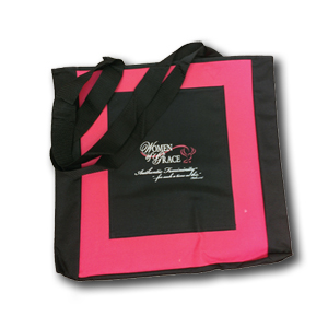Tote Bag used with Full of Grace Study