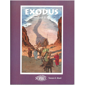 Simon Peter School Scripture Study Exodus Student Book