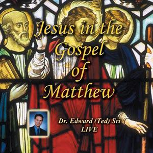 Jesus in the Gospel of Matthew.