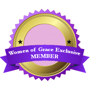 Women of Grace Exclusive Annual Membership