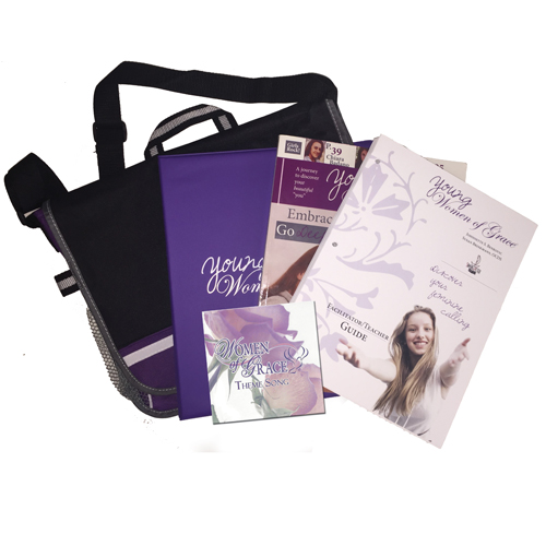 Young Women of Grace Facilitator/Teacher Kit