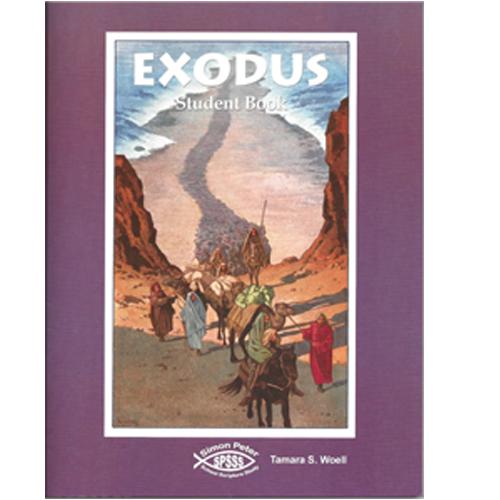 Exodus Student Book (6th - 8th Grades)