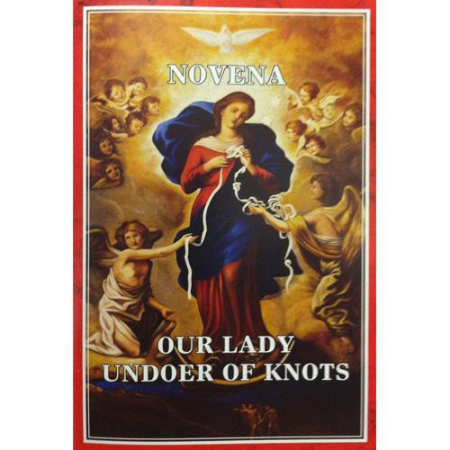Our Lady Undoer of Knots Novena Booklet