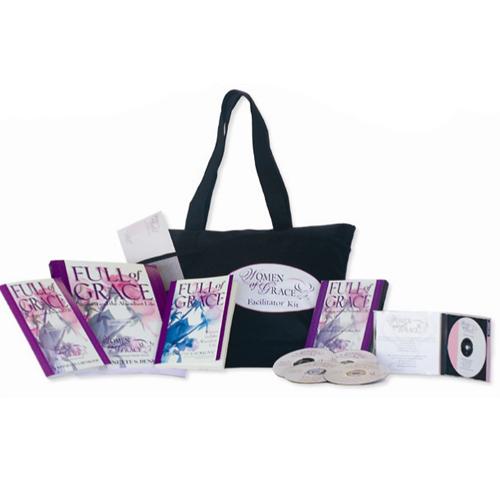Full of Grace: Women and the Abundant Life Facilitator Kit