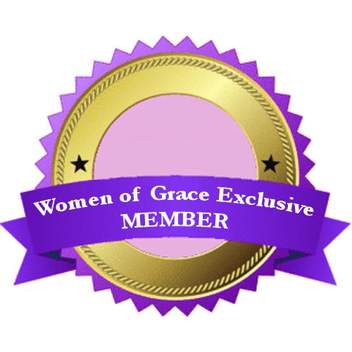 Women of Grace Exclusive Membership