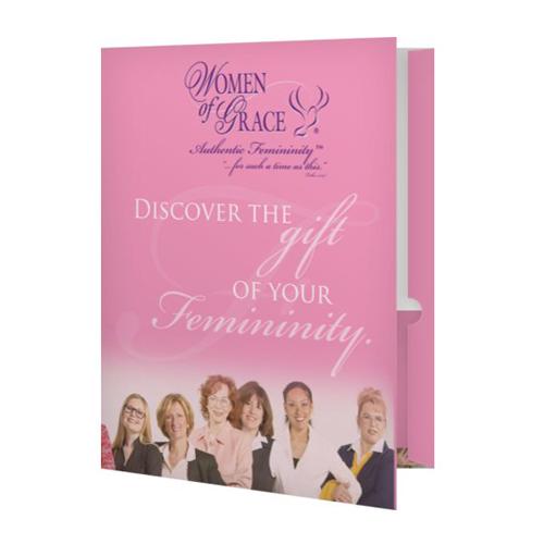 Women of Grace Folders - Single
