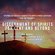 Women of Grace® Benedicta Leadership EnrichmentSeminar Online PresentsDiscernment of Spirits for Lent and BeyondA Webinar with Susan Brinkmann, O.C.D.S.February 25, 2020 at 8PM ET