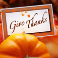 Thanksgiving  Message for 2014