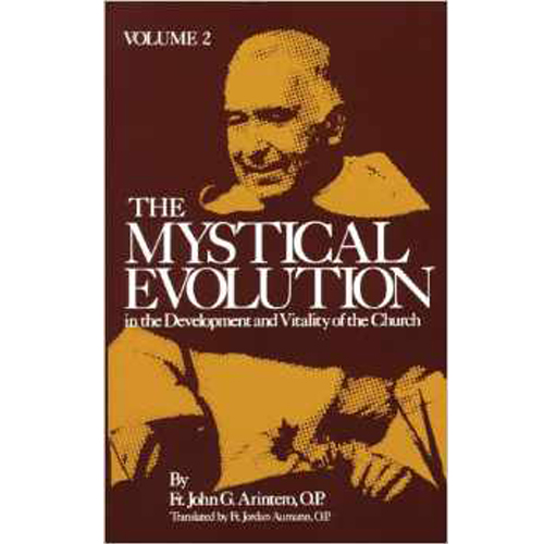 Mystical Evolution in the Development and Vitality of the Church 2 Volume Set