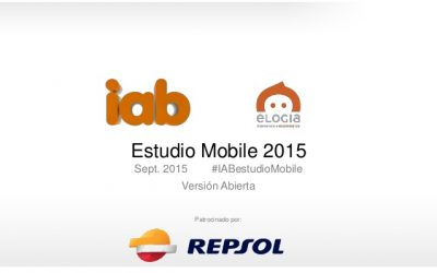 VII Estudio Anual de Mobile Marketing en España 2015
