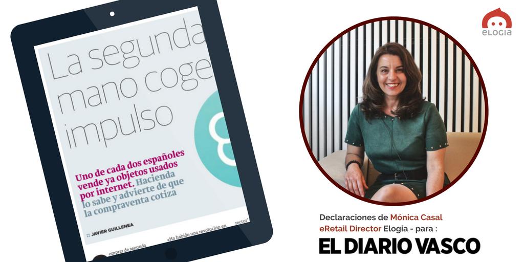 Diario Vasco Mercado Segunda Mano Monica Casal