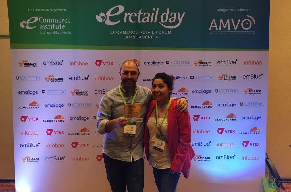 Elogia gana en una semana los 2 principales premios de Marketing Digital en México