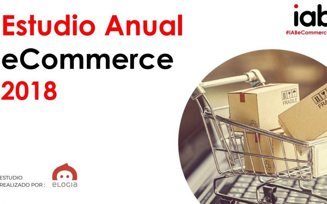 Estudio Anual de eCommerce IAB 2018