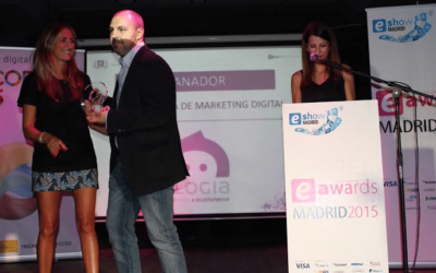 Mejor agencia de Marketing Digital, (eAwards 2015, Spain)