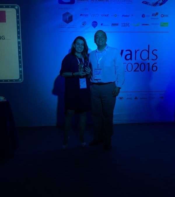 Mejor agencia de Email Marketing, (eAwards 2016, México)