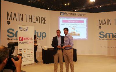 Elogia Mejor Agencia de Marketing Digital de España ¡por cuarta vez!