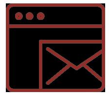 icono email marketing