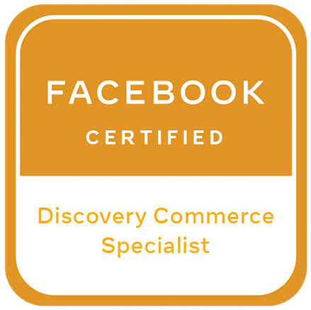 Facebook Certified Discovery Commerce Specialist