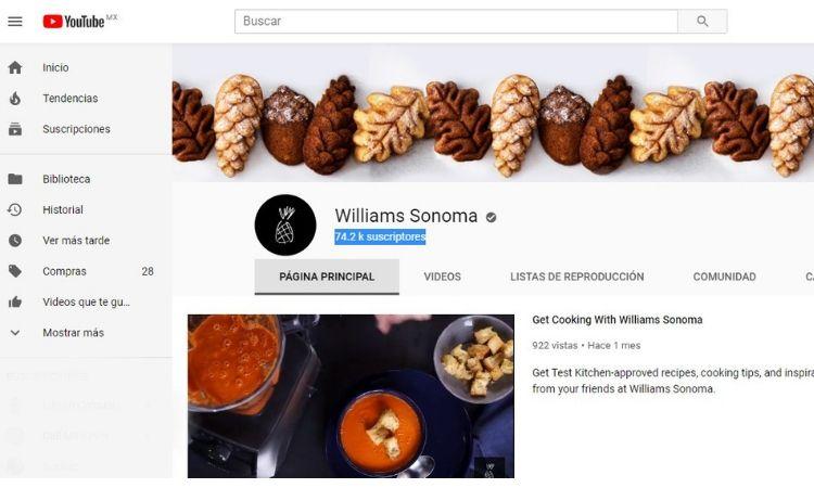 Videos de productos