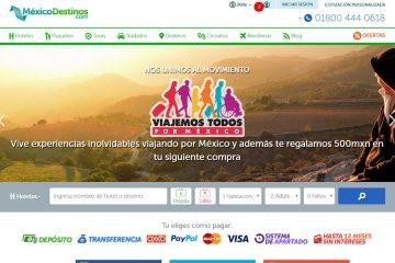 México Destinos: opiniones y comentarios