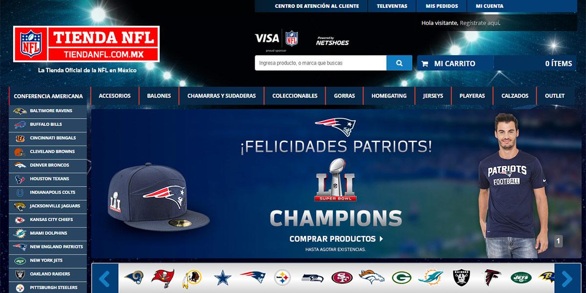 Tienda NFL: opiniones y comentarios