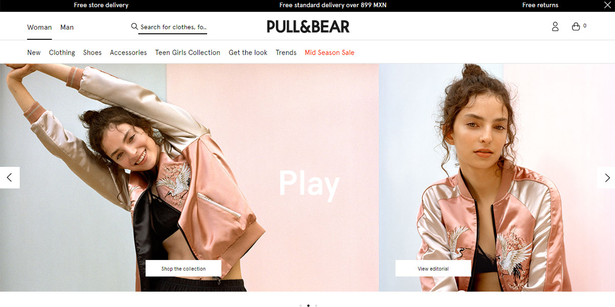 Pull and Bear: opiniones y comentarios