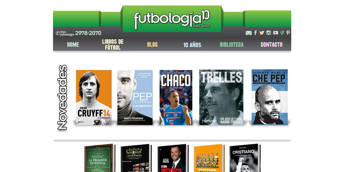 Futbología: opiniones y comentarios