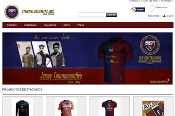 Tienda Atlante FC: opiniones y comentarios