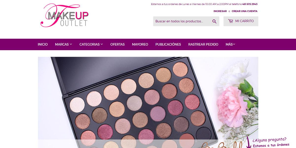 Makeup Outlet: opiniones y comentarios