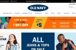 Old Navy: opiniones y comentarios